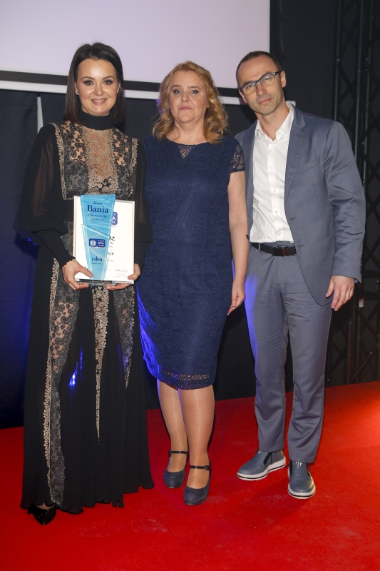 Gala Perfect SPA Awards 2020 - Nagroda Best SPA Hotel in Poland 2020